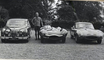 Jaguar E-Type 50th Anniversary Auction