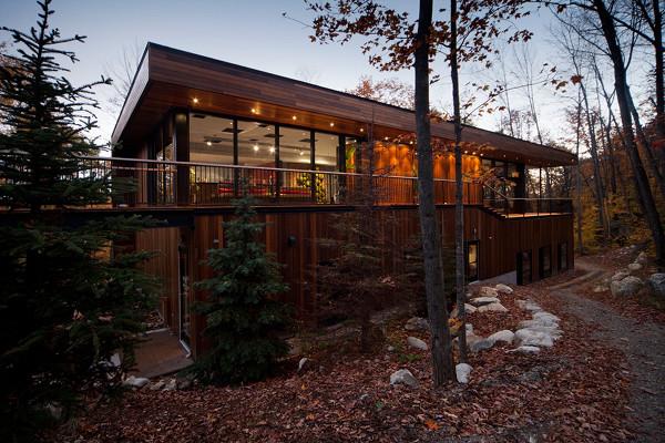 La Source Spa Pavilion – Quebec 4