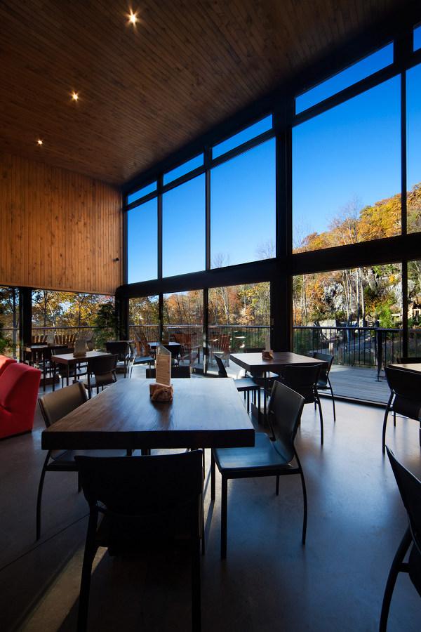La Source Spa Pavilion – Quebec 7
