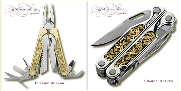 Leatherman Argentum Collection 1