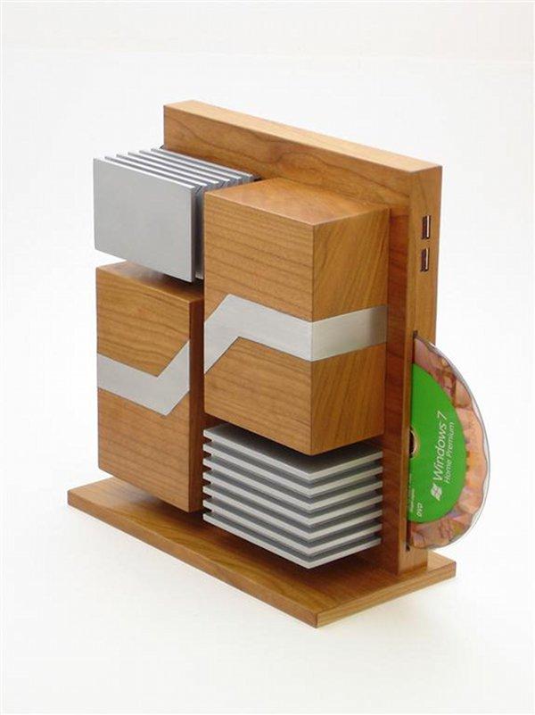 Level 11 Wooden Computer 1