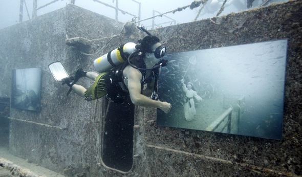 Shipwreck Art Gallery by Andreas Franke 5 Shipwreck Art Gallery by Andreas Franke