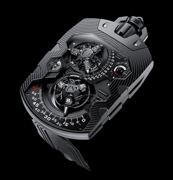 UR 1001 Zeit Device Watch 1 Urwerk UR 1001 Zeit Device Watch