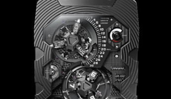 Urwerk UR-1001 Zeit Device Watch