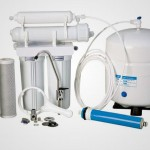 Reverse Osmosis Water Cleaning System