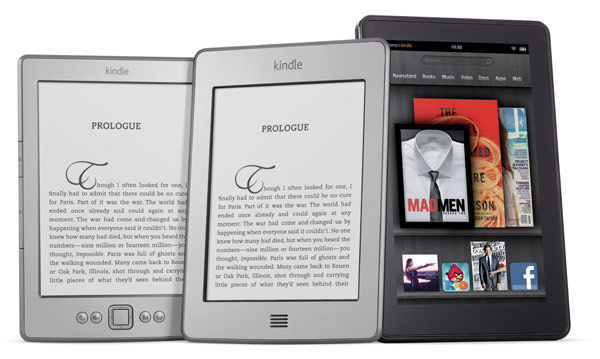 Amazon Kindle Fire 5 Amazon Kindle Fire Tablet Revealed