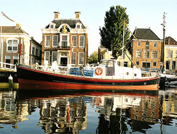 Harlingen Lifeboat Hotel 4
