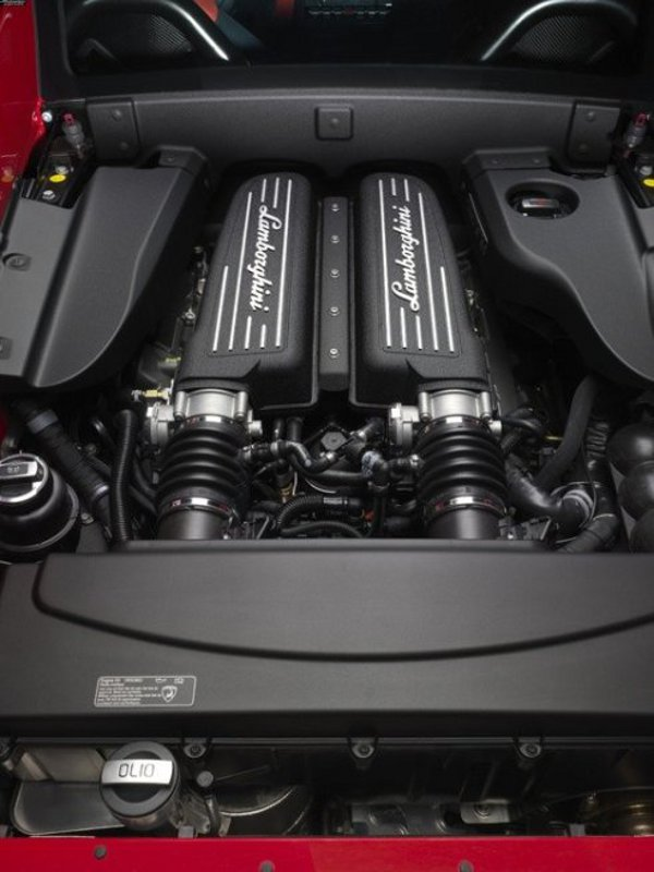 Lamborghini Gallardo LP570-4 Super Trofeo Stradale 3