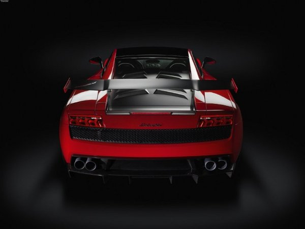 Lamborghini Gallardo LP570-4 Super Trofeo Stradale 5
