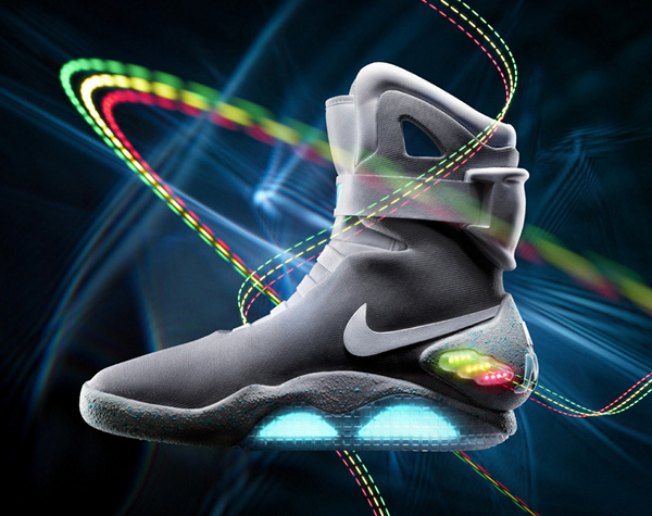 Nike Mag 2011 Sneakers 1 Nike Mag 2011 Back to the Future Sneakers
