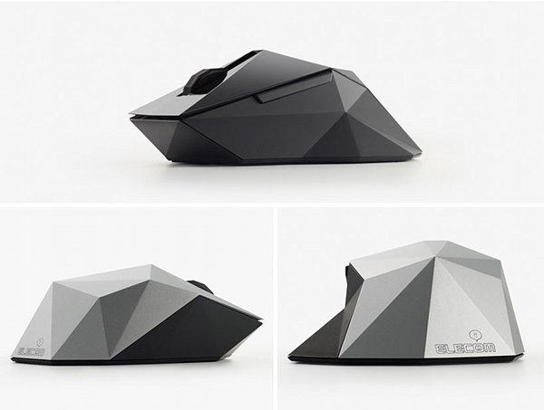 Orime Mouse by Elecom x Nendo 3 Orime Mouse by Elecom x Nendo