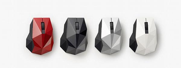 Orime Mouse by Elecom x Nendo 4