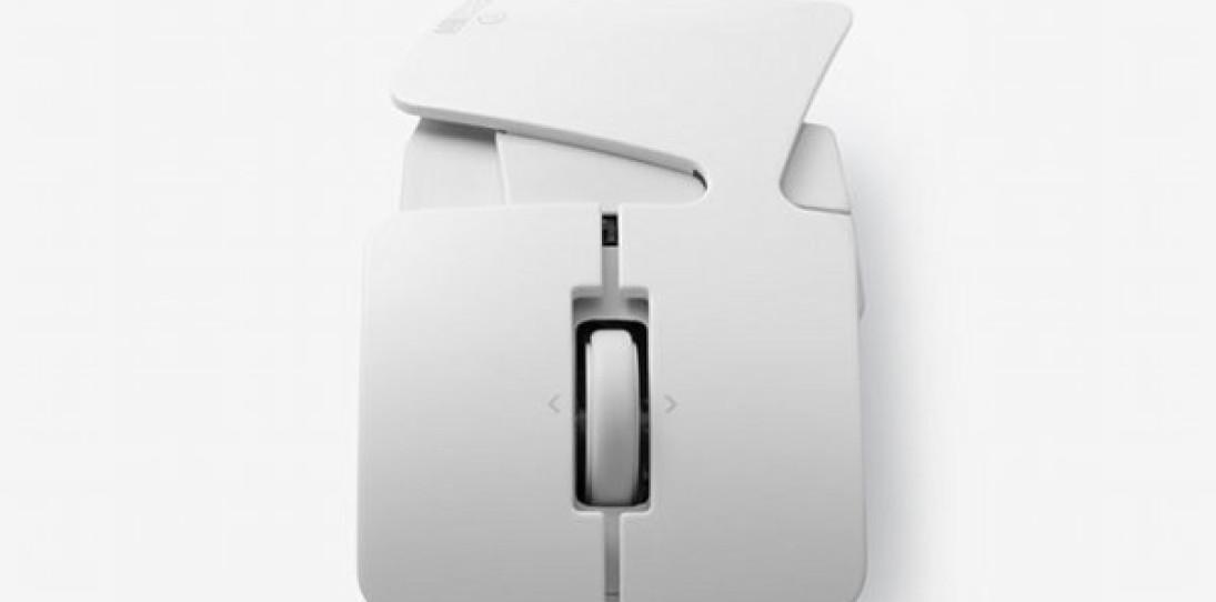Orime Mouse by Elecom x Nendo