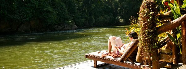 River Kwai Floating Hotel 2