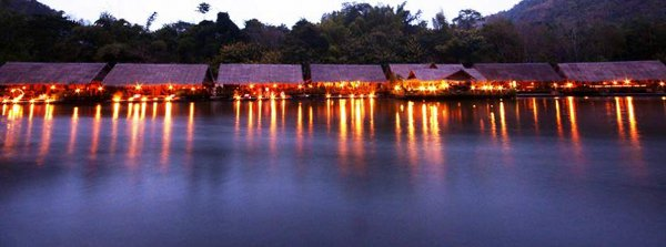 River Kwai Floating Hotel 6
