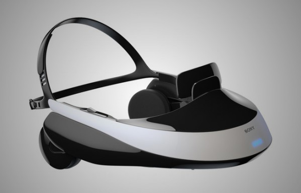 Sony HMZ-T1 Head Mounted Display 2