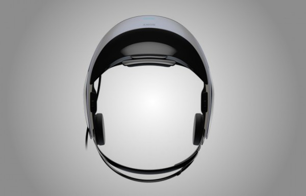 Sony HMZ-T1 Head Mounted Display 3