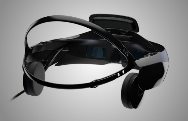 Sony HMZ T1 Head Mounted Display 5 Sony HMZ T1 Head Mounted Display