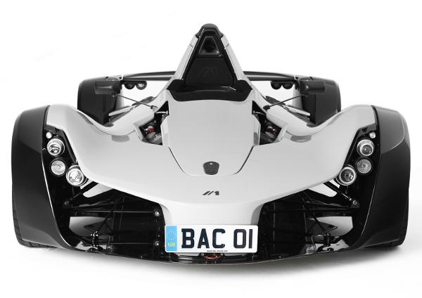 BAC Mono Formula Style Streetcar 1 BAC Mono Formula Style Street Racer