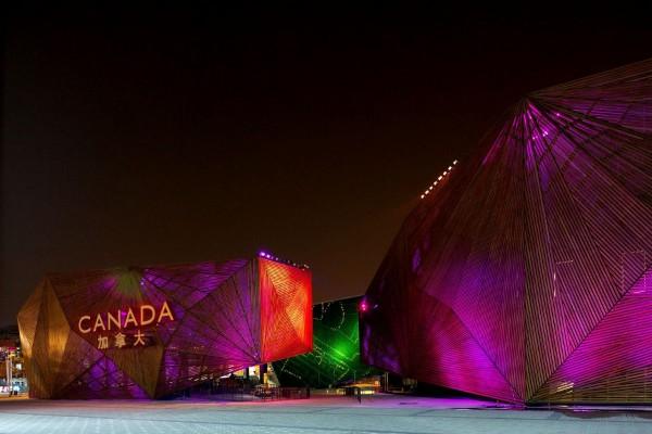 Canada Pavilion Shanghai World Expo 2010 3