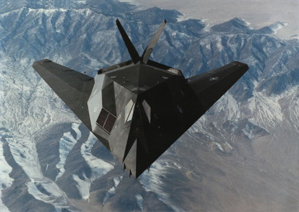 F-117 Stealth Fighter 2