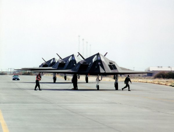 F-117 Stealth Fighter