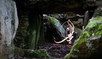 Kalaam Light Painting 2011