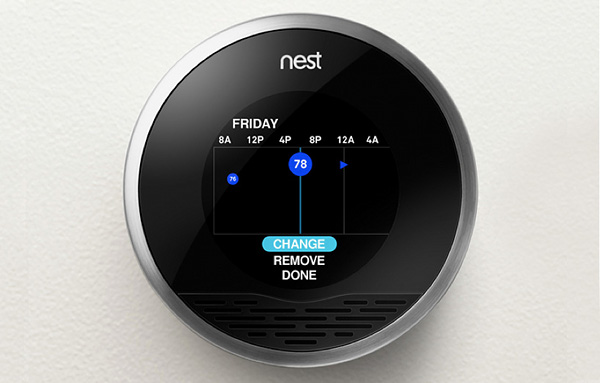Nest Energy Efficient Thermostat 2