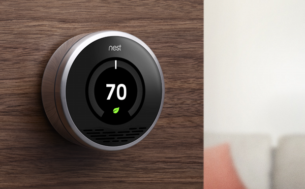 Nest Energy Efficient Thermostat 5