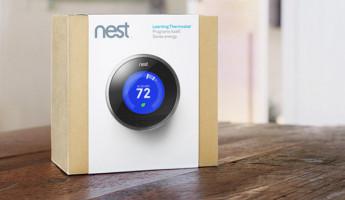 Nest – Energy Efficient Thermostat