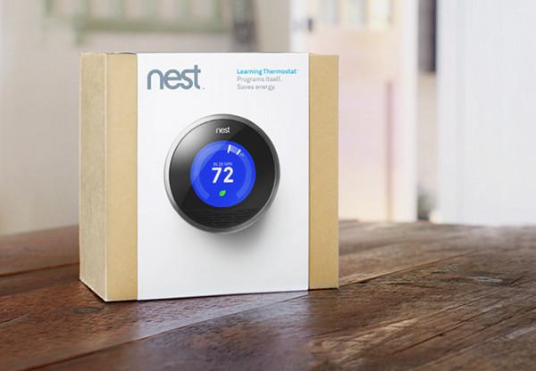 Nest Energy Efficient Thermostat 6