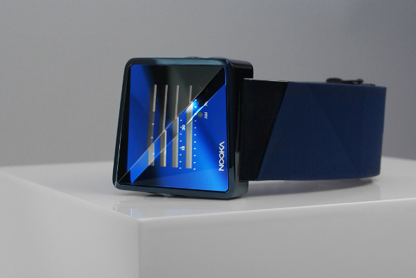 Nooka Zizm MB Watch Side View