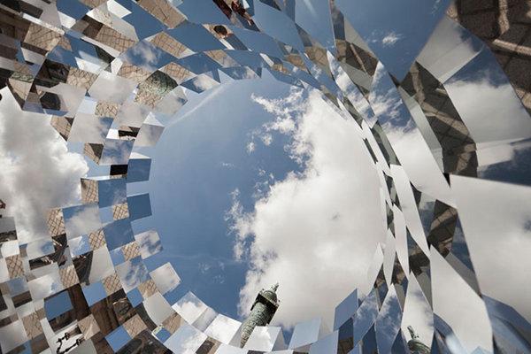 Ring Mirror Installation by Arnaud Lapierre 2 Ring Mirror Installation by Arnaud Lapierre