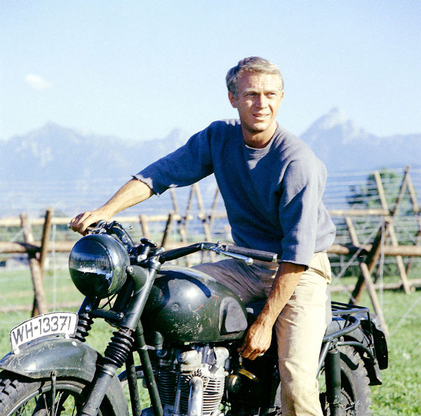 Triumph Steve McQueen Edition Motorcycle