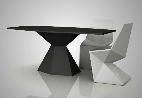 VONDOM Vertex Chair by Karim Rashid 2