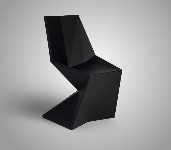 VONDOM Vertex Chair by Karim Rashid 3