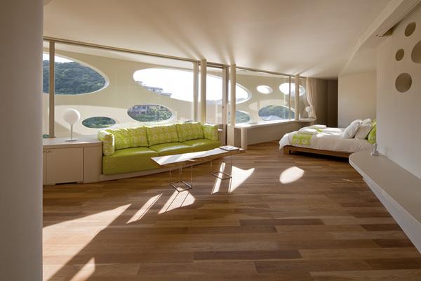 Villa Ronde by Ciel Rouge Creation 13