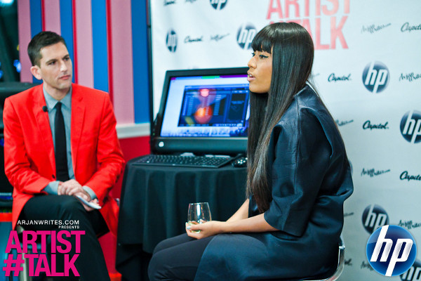 vv brown Artist #Talk   Special interview with VV Brown (Sponsored)