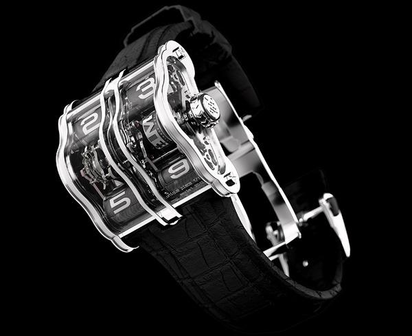 2LMX Luxury Watch by Arnaud Tellier 1 2LMX Luxury Watch by Arnaud Tellier