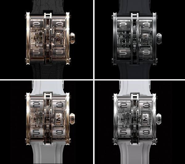 2LMX Luxury Watch by Arnaud Tellier 6 2LMX Luxury Watch by Arnaud Tellier