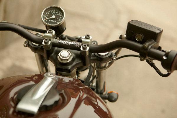 CRD Honda CB750 Cafe Racer 4