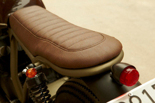 CRD Honda CB750 Cafe Racer 5