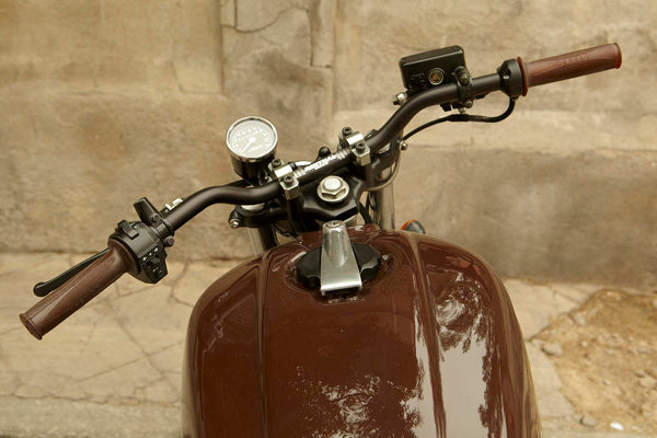 CRD Honda CB750 Cafe Racer 6