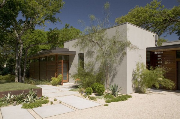 Dry Creek House by Brian Dillard Architecture 1