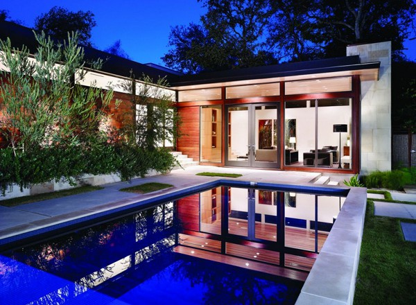 Dry Creek House by Brian Dillard Architecture 4