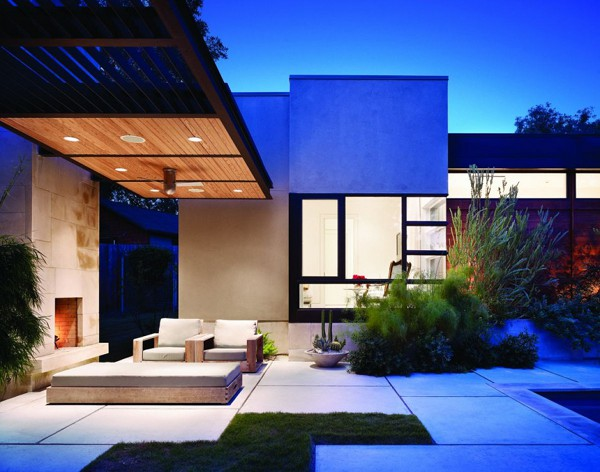 Dry Creek House by Brian Dillard Architecture 5 Dry Creek House   Austin, TX