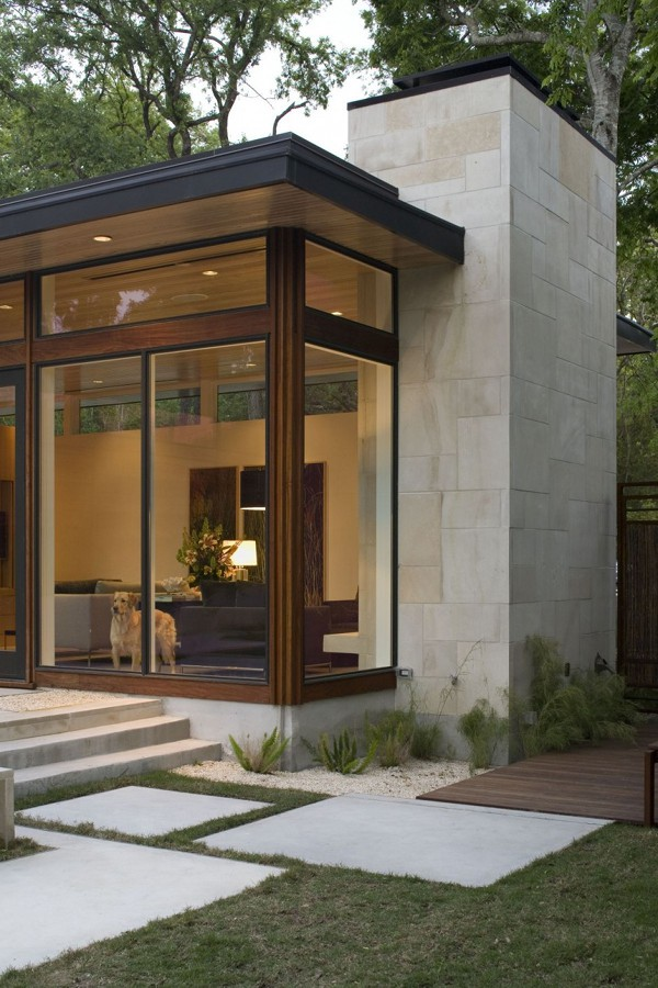 Dry Creek House by Brian Dillard Architecture 6
