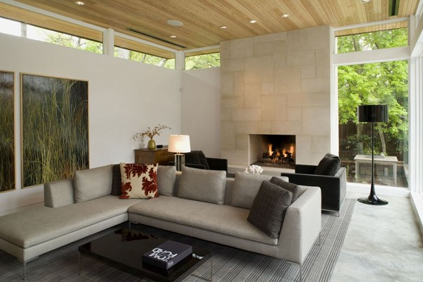 Dry Creek House by Brian Dillard Architecture 9