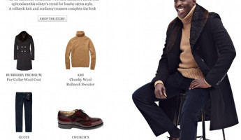 Five Ways to Wear the Coat with Michael K Williams