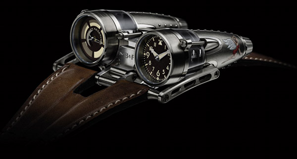 MBandF HM4 Razzle Dazzle 2 MB&F HM4 Razzle Dazzle Watch